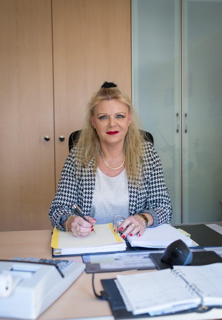 Steuerberaterin Annette Speitel