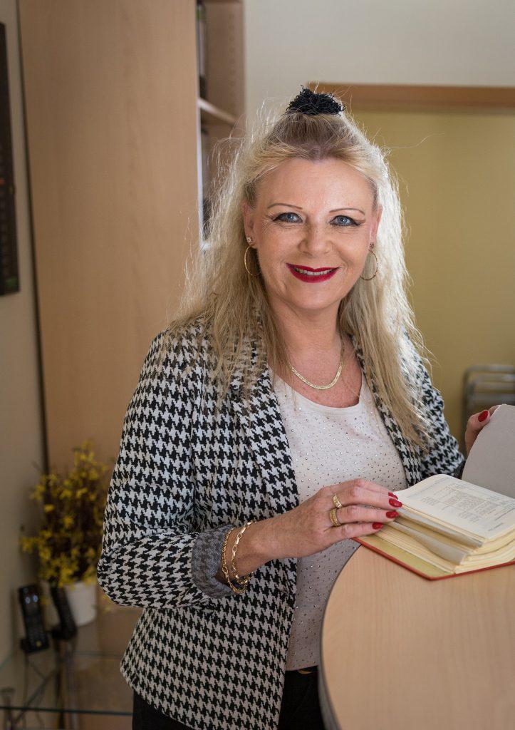 Annette Speitel Steuer